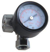 PRESSURE REDUCING VALVE W.P.GAUGE 40MM (LG-02)