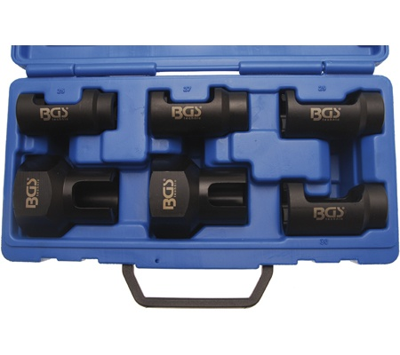 6-piece Special Injector Socket  (8295)
