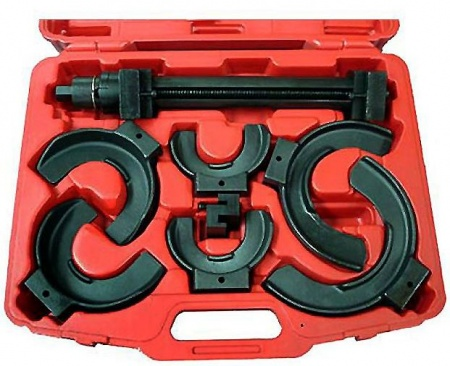 Interchangeable-Fork Spring Compressor (H1941)