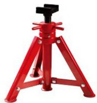 12Ton Heavy Duty Foldable Screw Jack Stand  710mm - 1065mm (SK3202)