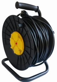 Cable Reel 4G/25M With Electrical Grounding 230V (EG-0025)