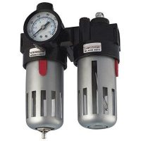 "Air Filter Regulator & Lubricator 1/2"""