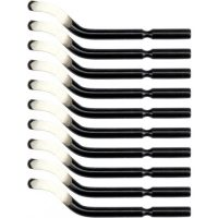 SPARE BLADES FOR DEBURRING TOOL SET 10PC (YT-22361)