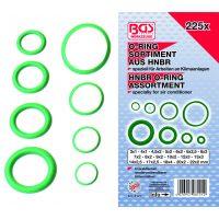 O-Ring Assortment | Ø 3 - 22 mm | 225 pcs. (8121)