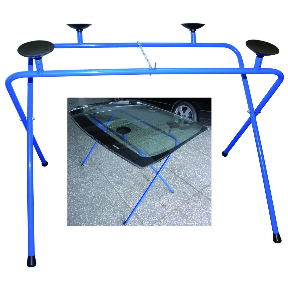 Windshield Holder with Suction Pads (8460)
