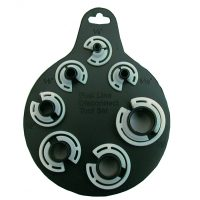 Pipe Connector Loosening Clip Set | 7 pcs. (8009)