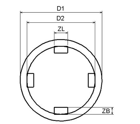 26-88 mm  (8266)