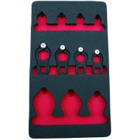 4-pc. Butterfly Socket Set