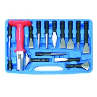 Chisel and Punch Set | 15 pcs. (1641)