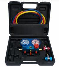 Air Conditioning AC Diagnostic A/C Manifold Gauge Tool Set (SK1443)