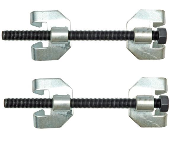 Coil spring compressor | 2-piece | 250 mm (80601)