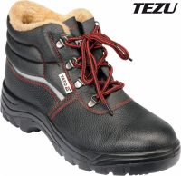 "MIDDLE-CUT SAFETY SHOES S1P S.43 ""TEZU"" (YT-80845)"