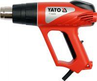 "Hot Air Gun 70~550°c 2000Watt ""Yato"" (YT-82288)"