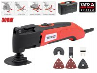 OSCILLATING MULTITOOL WITH ACCESSORIES (YT-82220)