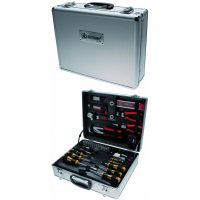 Tool Set in Aluminium Case | 129 pcs. (2204)