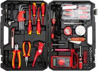 Professional tool kit for electricians (YT-39009)