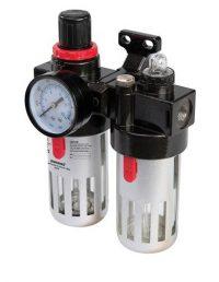 "Air Filter Regulator & Lubricator 1/4"""