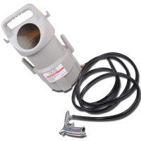 Portable Shot Sand Blasting Kit 22kg Capacity 4.5m Grit Hose Garage (PSH45)