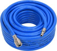 AIR HOSE PVC WITH COUPLING 10mm x 20m