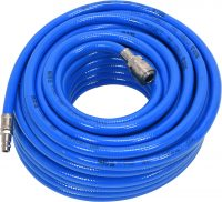 AIR HOSE PVC WITH COUPLING 8mm x 20m