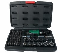 "MINI AIR IMPACT RATCHET WRENCH KIT (3/8"")  (PARW38KIT)"