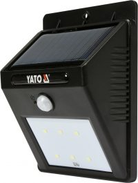 SOLAR WALL LAMP 6 SMD LED (YT-81856)