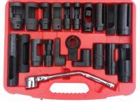 21pcs OXYGEN SENSOR Specialty Socket Set (SS021)