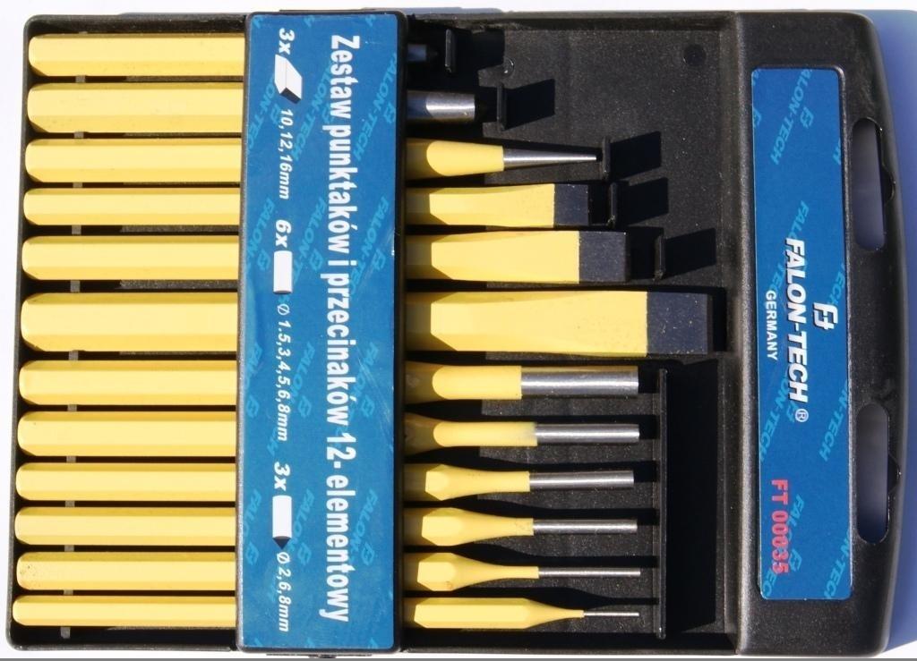 12-piece Pin Driver Set