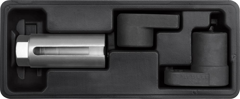 3pc. Oxygen Sensor Socket Set