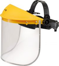 FACE SHIELD WITH PC VISOR (74461)