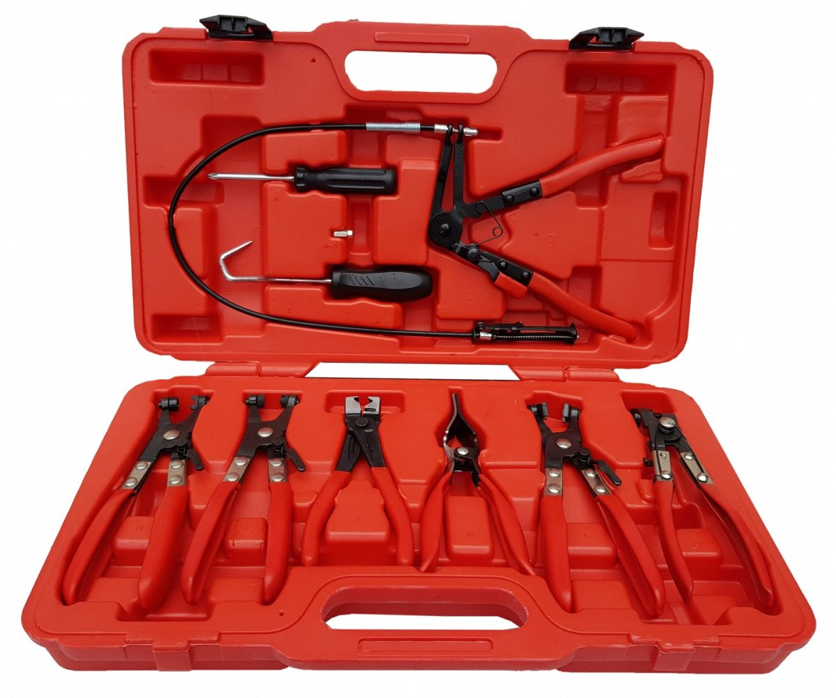 Hose Clamp Removal Tool Set | 9 pc (SK2156)