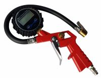 LCD digital tire inflator gauge 0-10Bar (TG6501)