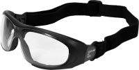 GOGGLES COLORLESS WITH STRAP (YT-73766)
