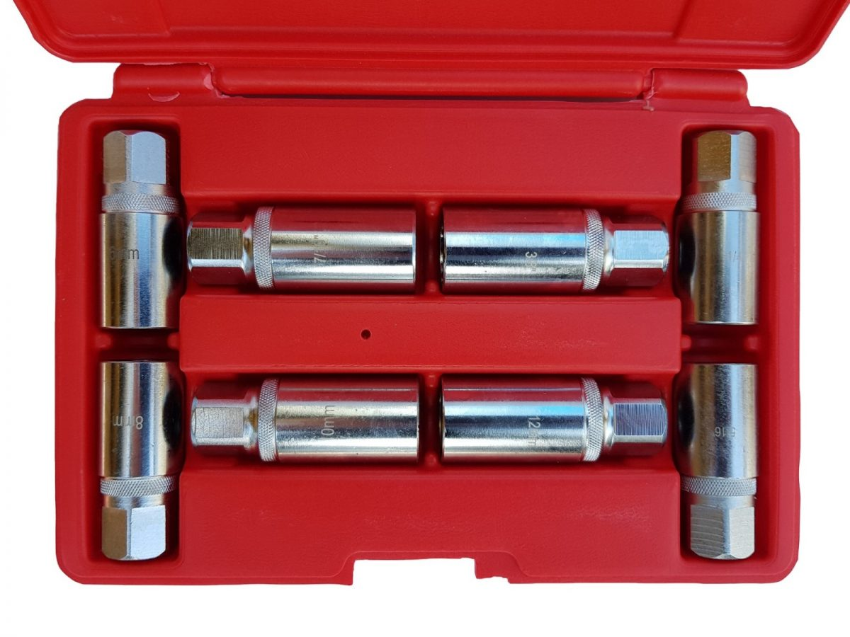 8pcs Stud Extractor Set (SW08)
