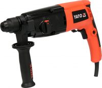 ROTARY HAMMER WITH METAL HOUSE GEAR | 620 W (YT-82115)