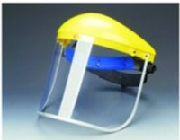 PC clear plastic face shield (SF001)