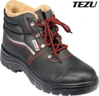 "MIDDLE-CUT SAFETY SHOES S1P S.46 ""TEZU"" (YT-80848)"