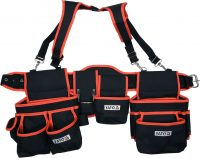 TOOL BELT WITH SUSPENDERS (YT-74070)