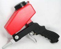 Gravity Feed Portable Sandblasting Gun (BG20)