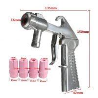 Sandblasting Gun | with 4 Ceramics Nozzles (BG30)