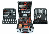 Tool Set in Aluminium Case | 187 pcs. (SK58280)