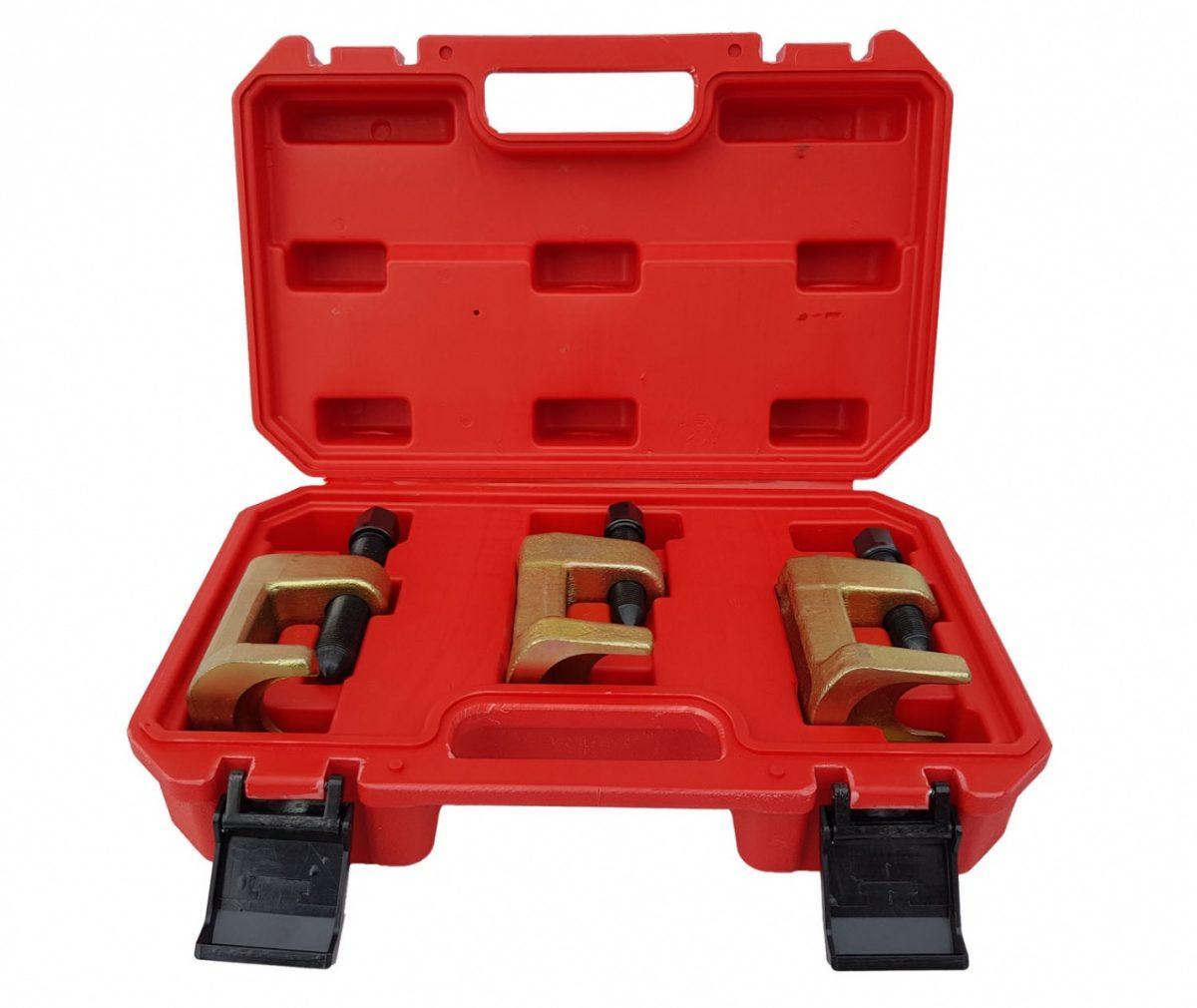 Ball Joint Extractors Set   23-28-34 mm   3-piece (HS-E3431)