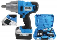 Cordless Impact Wrench | 520 Nm | max. 2000 rpm | 18 V (9919)