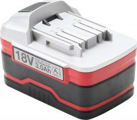 Replacement Battery | Li-Ion | 18 V DC / 3.0 Ah | for Cordless Impact Wrench 9260 (9260-1)