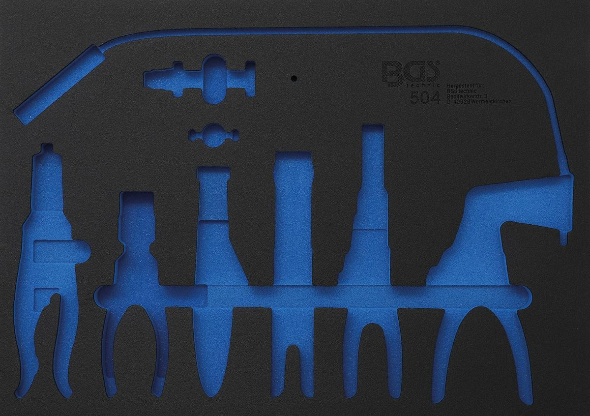 Tool Tray 3/3 | empty | for BGS 504 (504-1)