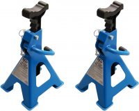 Axle Stands | load capacity 2000 kg / pair | stroke 278 - 423 mm | 1 pair (3014)