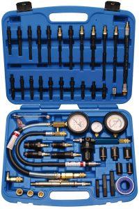 Petrol & Diesel Engine Compression and Leakage Test Kit (8401)