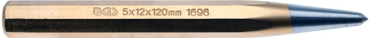 Center Punch   5 x 12 x 120 mm (1696)