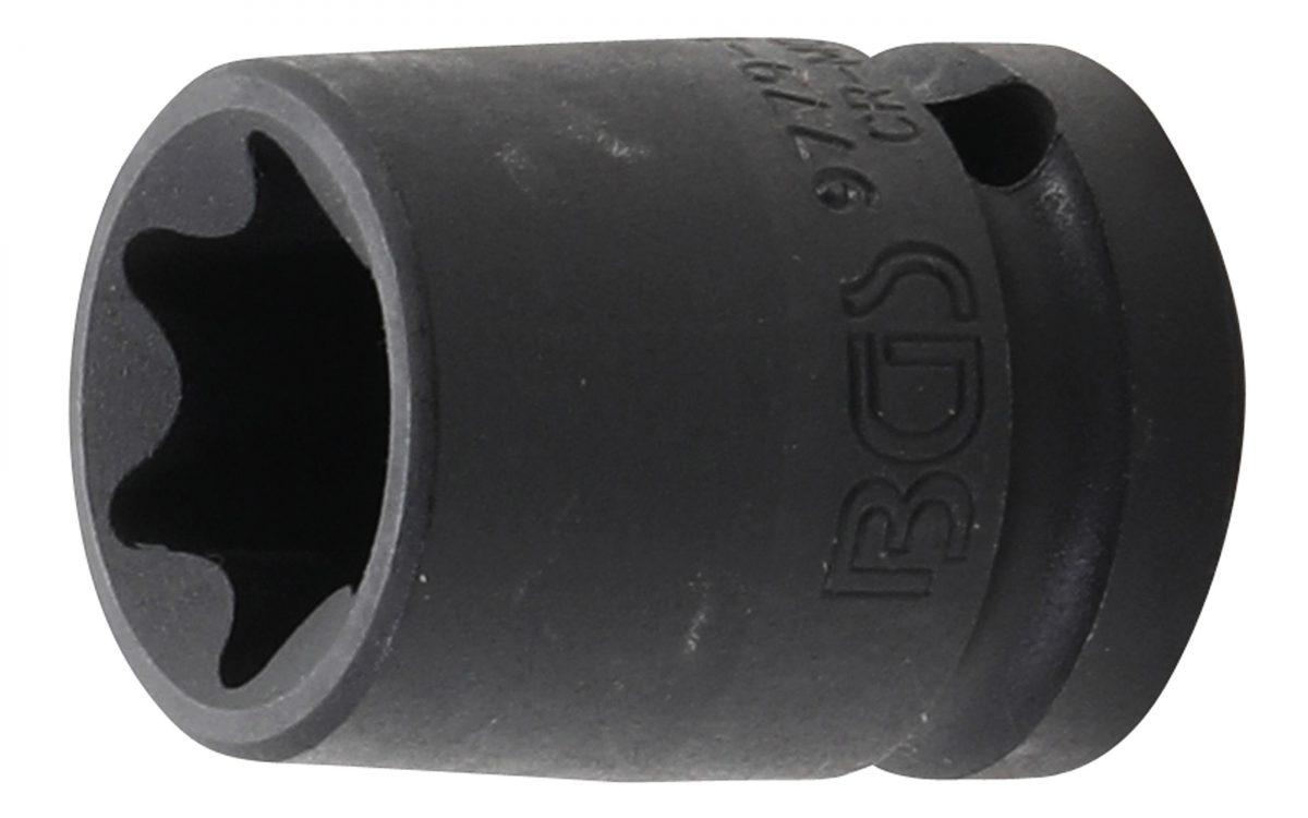 "Impact Socket E-Star | 12.5 mm (1/2"") Drive | E24 (9779-24)"