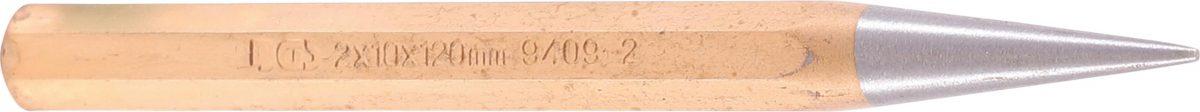Drift Punch | DIN 6458D | 120 mm | Ø 2 mm (9409-2)